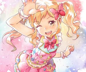 aikatsu stars, nijino yume, and anime girl image