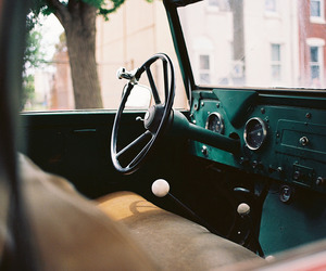indie, vintage, and car image