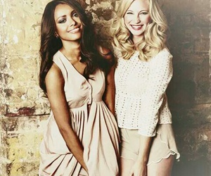 candice accola, caroline forbes, and caroline image