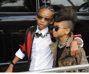 willow smith, jaden smith, and swag image