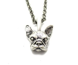 bulldogs, puppies, and jewelry image