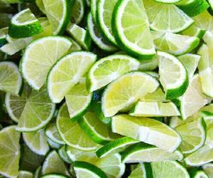 green, lime, and food image