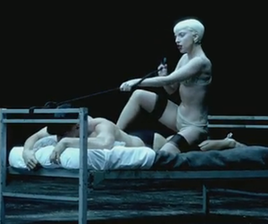 bed, video, and gaga image