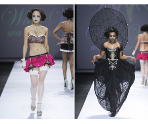 Couture, proudly south african, and lingerie image