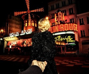 moulin rouge, murad osmann, and couple image