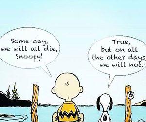snoopy, cartoon, and life image