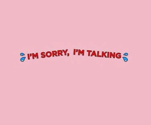 cry, talking, and quotte image