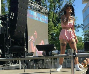 melanie martinez, concert, and cry baby image