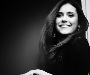 Nina Dobrev, beautiful, and the vampire diaries image