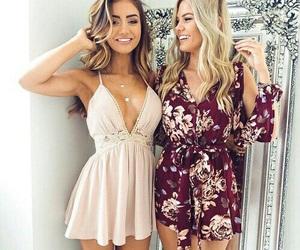 fashion, dress, and friends image