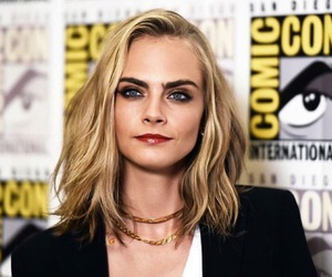 cara delevingne, actress, and beauty image