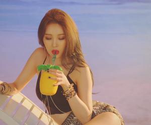 wonder girls, kpop, and sunmi image
