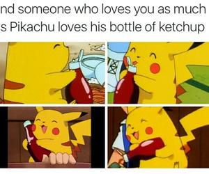 funny, pikachu, and tumblr image