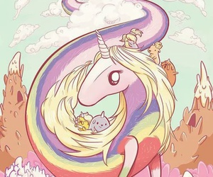 cool, cute, and adventure time image