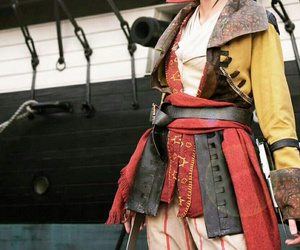 assassin's creed, assassin's creed 4, and james kidd image