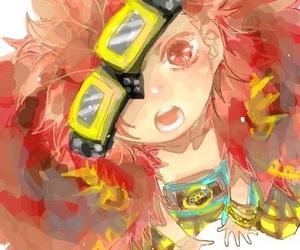 anime, chibi, and kid image