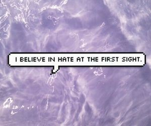 frases, grunge, and hate image