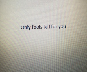 fools, quote, and troye sivan image