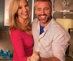 Joey, joey tribbiani, and Lisa Kudrow image