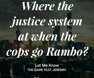 justice, blm, and Lyrics image