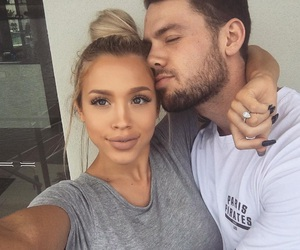 couple, love, and tammy hembrow image