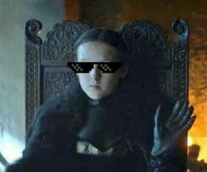 gameofthrones and lyannamormont image