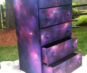 diy, paint, and dresser image