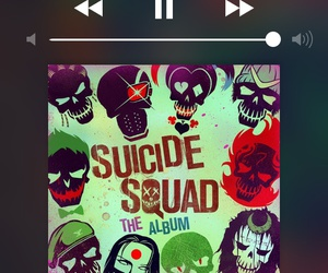 suicide squad, twenty one pilots, and heathens image
