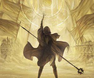 fantasy, art, and magic image