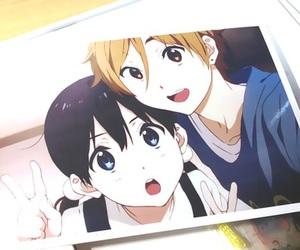 tamako market, anime, and kawaii image