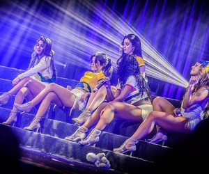 beauty, brazil, and fifth harmony image