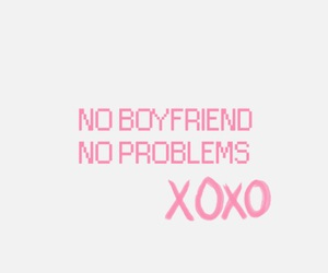 boyfriend, pink, and problem image