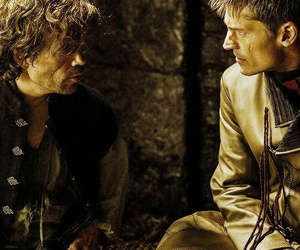 game of thrones, jaime lannister, and brothers image