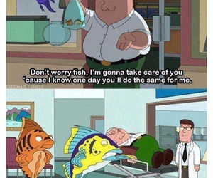 funny, fish, and family guy image