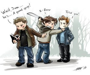 supernatural, twilight, and dean image
