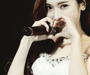 gg, heart, and snsd image
