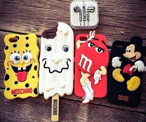 iphone, case, and m&m image