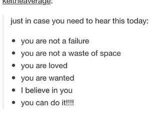 positivity, thoughts, and tumblr image