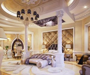 luxury, bedroom, and rich image