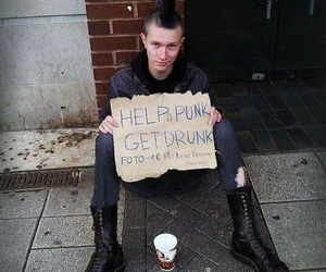 drunk and punk image