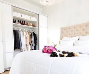 bedroom, home, and inspo image