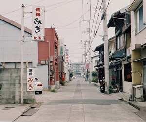 japan, photography, and street image