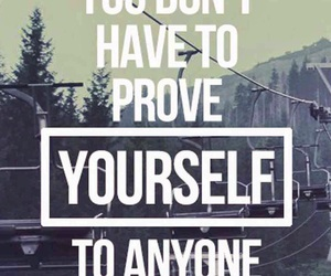 yourself, prove, and انتِ image