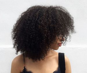 big hair, Afro, and texture image
