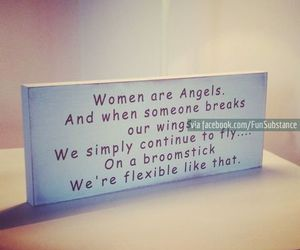 woman, quote, and angel image