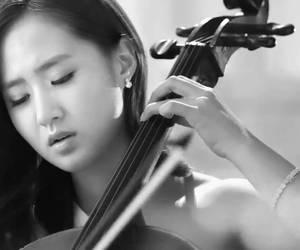 snsd, violoncello, and yuri image