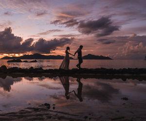 beach, Dream, and romantic image