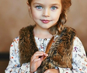 baby, beauty, and kids image