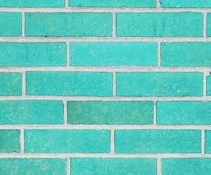 aqua, brick, and colours image
