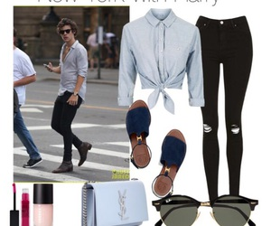 Polyvore and Harry Styles image